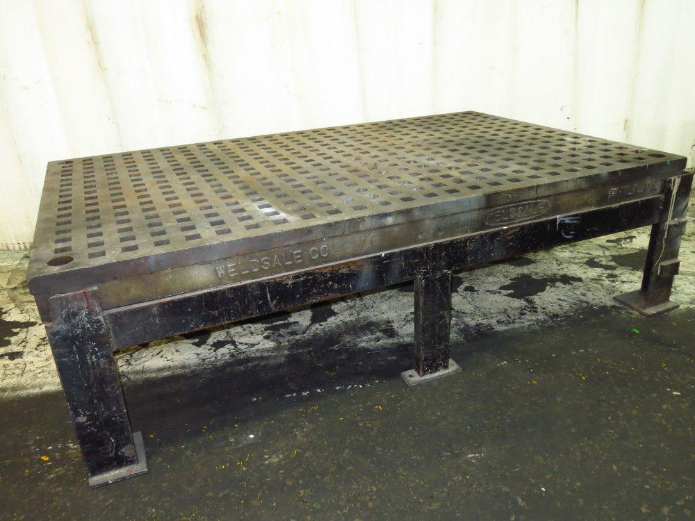 Welding Table For Sale >> Weldsale Acorn Welding 302307 For Sale Used N A