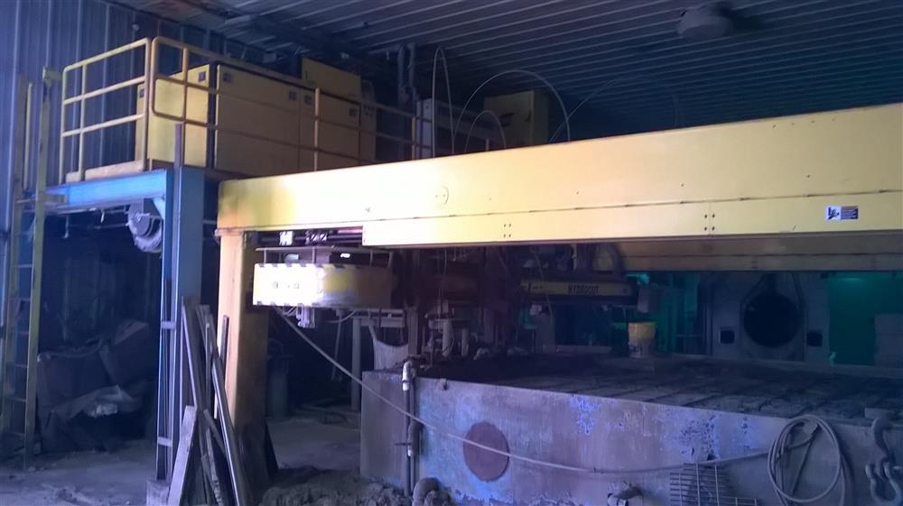 Image ESAB Hydrocut Waterjet Cutting Machine - 12ft X 12ft 948690
