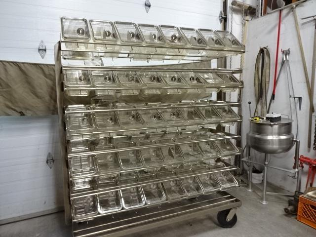 Laboratory Mice Cages - 302746 For Sale Used