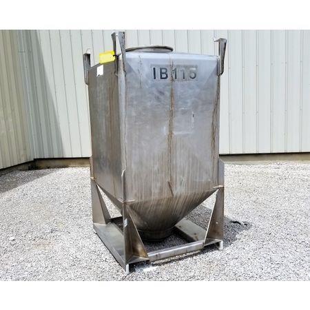 MATCON Portable IBC Con - 302849 For Sale Used N/A