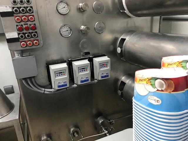 Image CHERRY BURRELL V603-900 Ice Cream Continuous Freezer 1469076