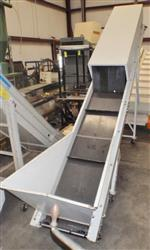 303165 - SECURITY ENGINEERED MACHINERY 821 CVC 22 Incline Conveyor