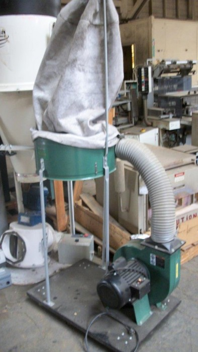 Image CENTRAL MACHINERY 97869 Baghouse Dust Collector 952757