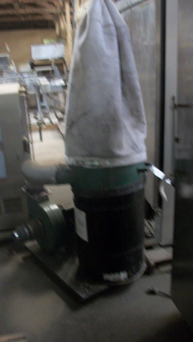 Image CENTRAL MACHINERY 97869 Baghouse Dust Collector 952758