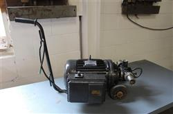 303480 - 3 HP TECO Wine Pump