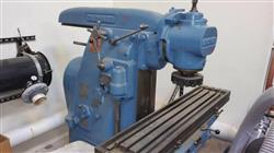 304380 - CINCINNATI 2MH Universal Mill with Vertical Attachment