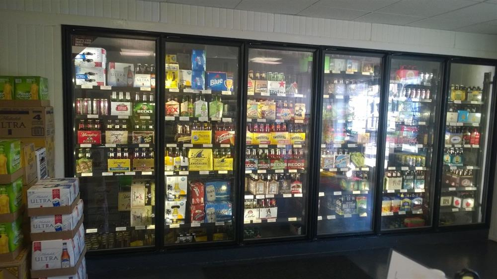 Used Walk In Coolers For Sale >> ANTHONY Model 401 Glass Dis - 304528 For Sale Used
