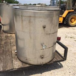 305451 - 150 Gallon CES Water Jacket Melting Tank