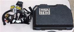 305502 - MSA Ultralite MMR 2000 Firehawk SCBA Harness with Bottle and Case