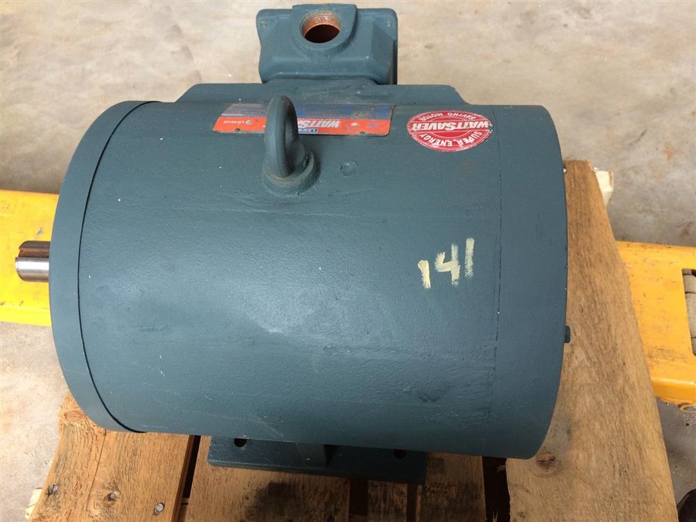 7 5 Hp Leeson Motor Model 305591 For Sale Used