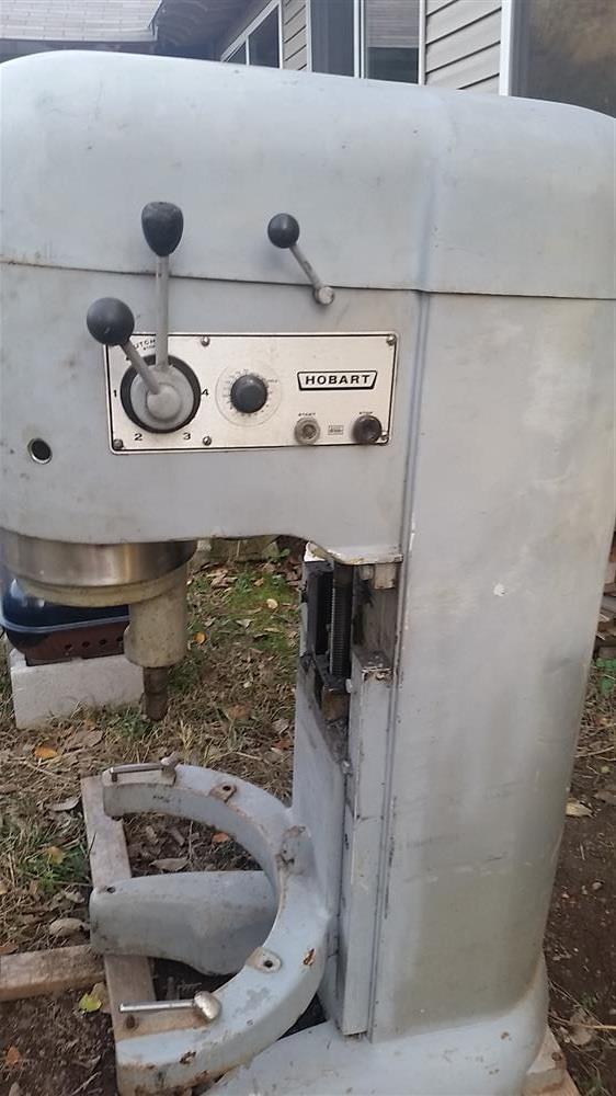 80 Qt. HOBART Mixer