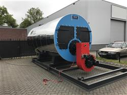 305659 - HAGOORT Steam Boiler - 2614 kW