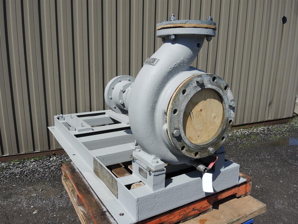 Image 12in X 8in BINGHAM Centrifugal Pump 963070