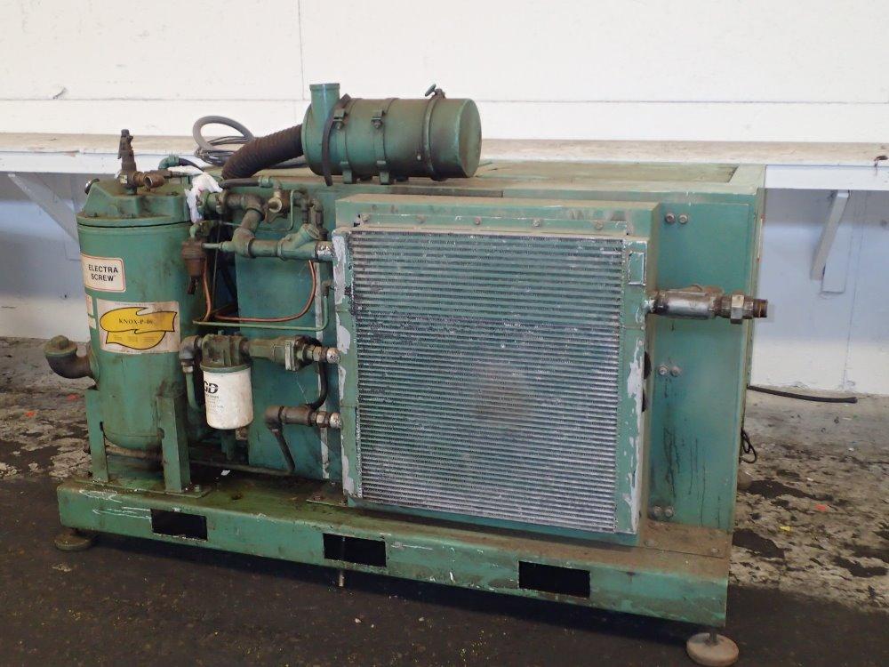 Gardner Denver Edeqja Air C 305856 For Sale Used