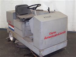 306003 - AMERICAN LINCOLN 934/505-601 Electric Floor Scrubber