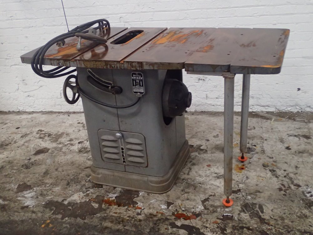 Delta Rockwell Table Saw 306150 For Sale Used