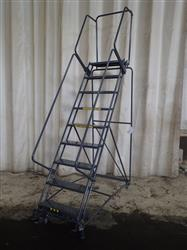306454 - BALLYMORE Portable Step Ladder