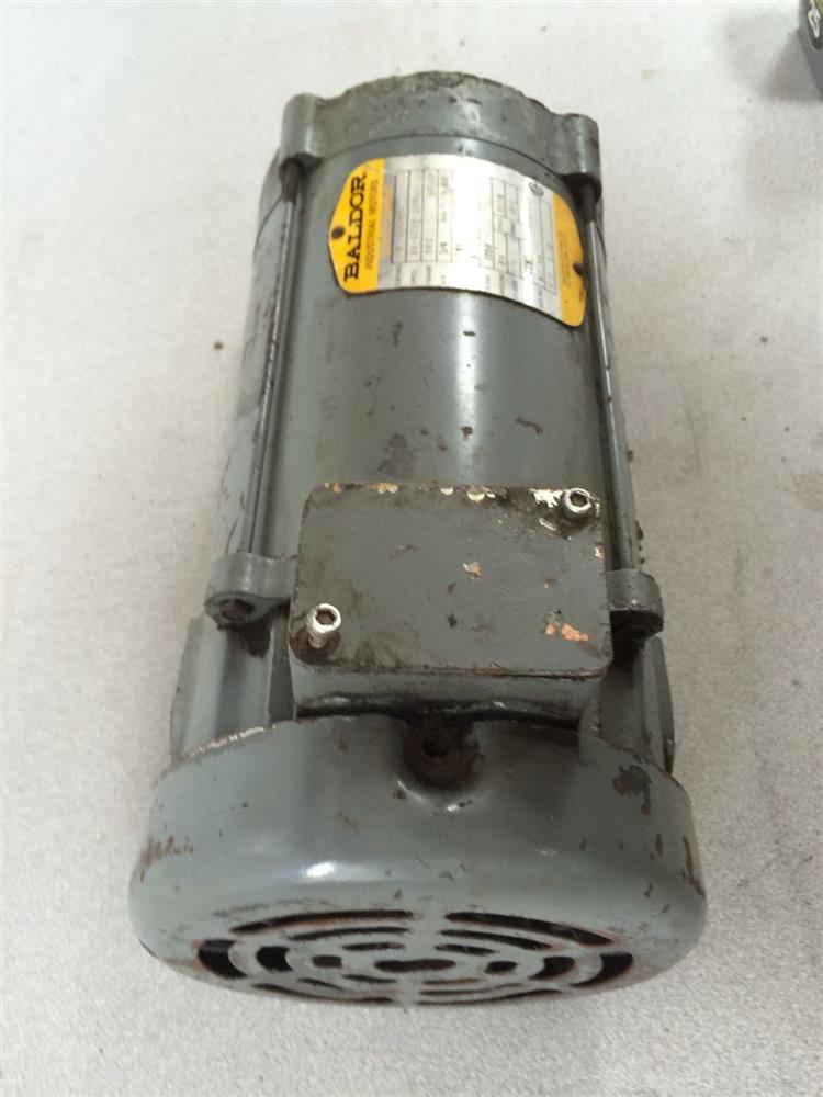 3 4 Hp Baldor Electric Moto 306674 For Sale Used