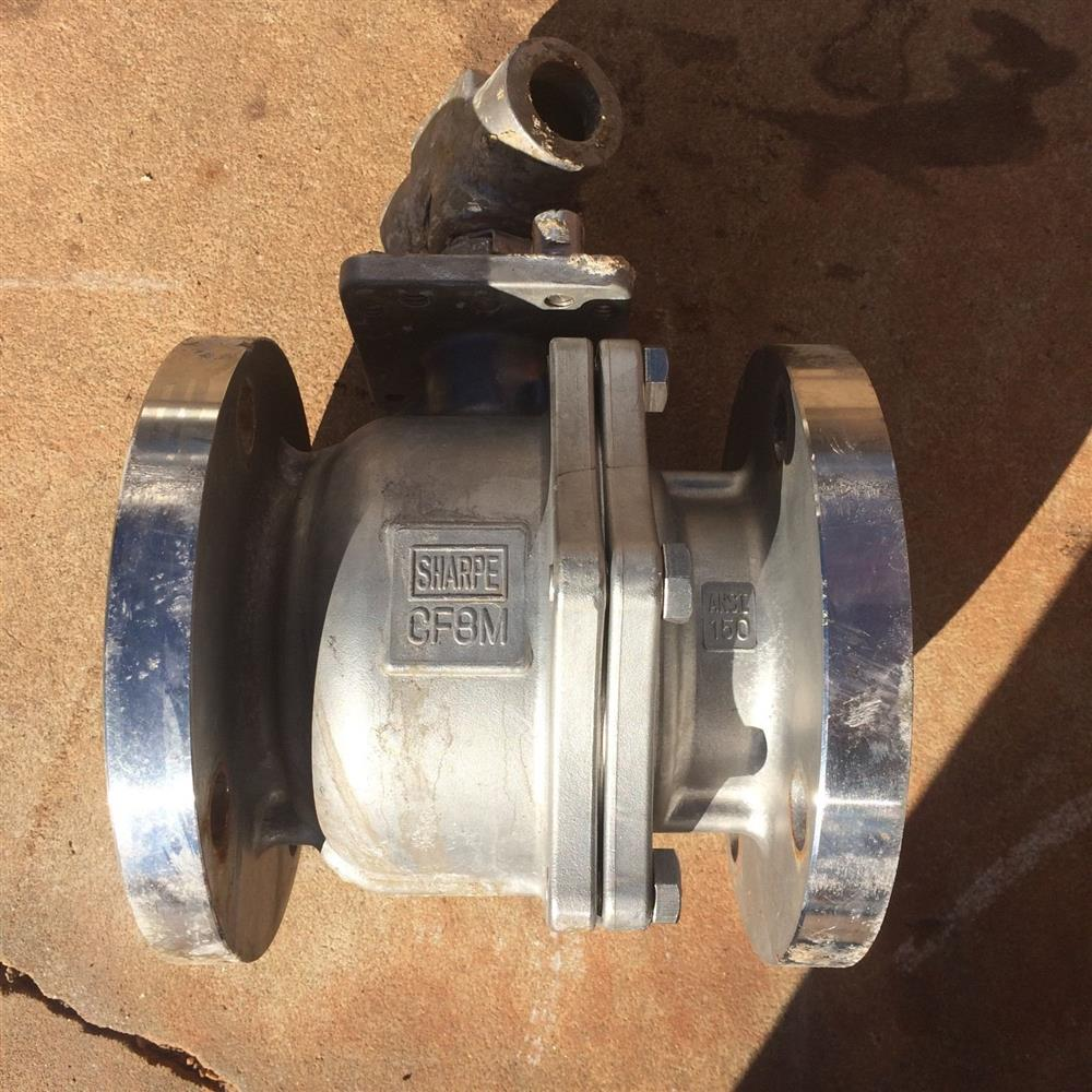3in Sharpe Cf8m Ball Va 306675 For Sale Used N A