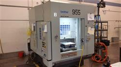 306923 - BROTHER IND. CNC Tapping-Milling Machine - Model TC-32A