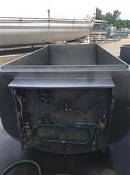 307496 - 600 Gallon Open Top Bulk Tank