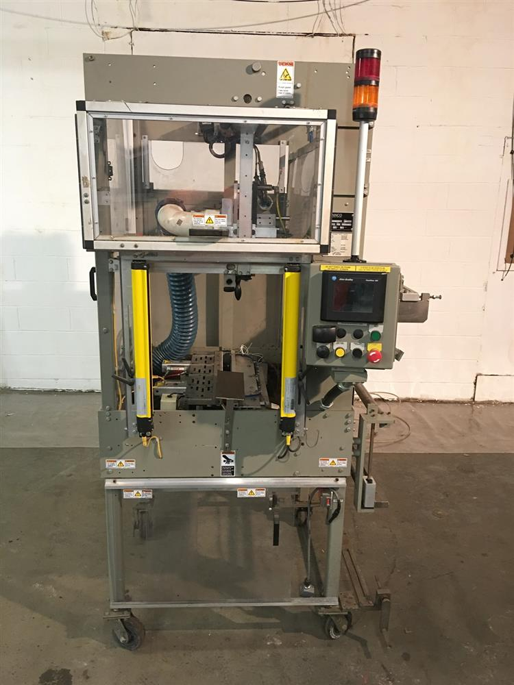 Image RENNCO 301 Drop Bagger with Straub Double Sided Tape Applicator 970831