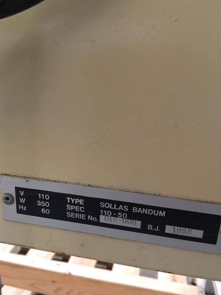 Image SOLLAS Bandum Banding Machine 971047