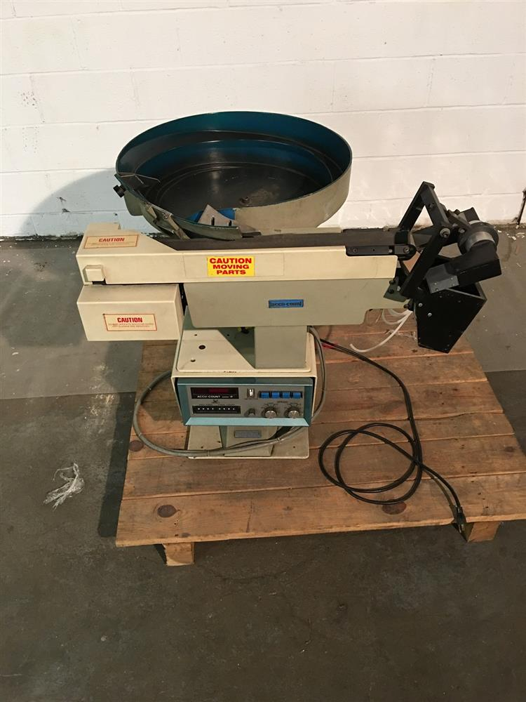 Image ACCU COUNT Bowl Feeder 971284
