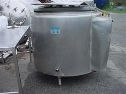 307867 - 200 Gallon PAUL MUELLER Jacketed Tank with Coil