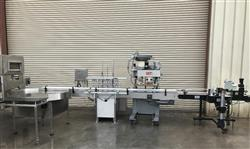 308197 - 14 Valve Juice/Water Bottling Line - Complete Line