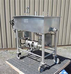 308380 - 35 Gallon COP System - Stainless Steel