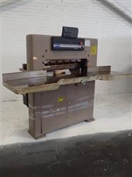 308404 - CHALLENGE MACHINERY MC Paper Cutter