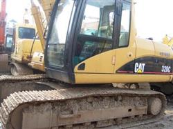308634 - 320C Caterpillar Used Excavator 320CL
