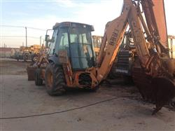 308635 - CASE 580L Backhoe Loader