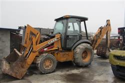 308637 - CASE 590 Backhoe Loader
