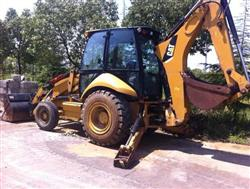 308643 - CATERPILLAR 420E Backhoe Front End Loader