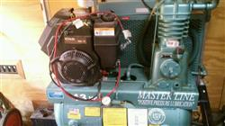 308692 - 13HP MASTERLINE Compressor with 30 Gallon Tank