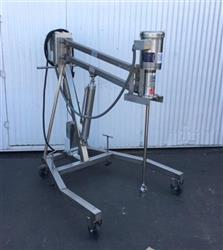 308708 - ADMIX Rotosolver 85RS60SS Disperser