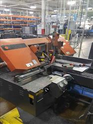310239 - AMADA HA-250W Automatic Horizontal Band Saw