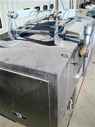 Image CFS Unimix SSM 2500 Paddle Blender - Stainless Steel 983856