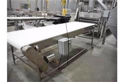 310517 - 40in X 11ft Food Accumulation Conveyor - Stainless Steel