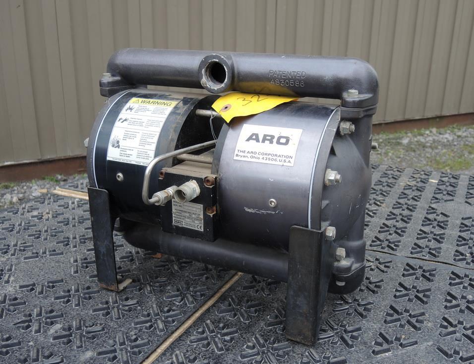 Image ARO 6661 MO 2A4 C Diaphragm Pump 985559