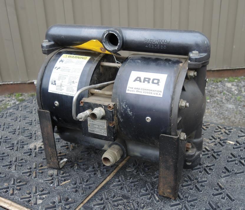 Image ARO 6661 MO 2A4 C Diaphragm Pump 985551