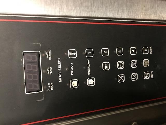 Image HOBART 1/2 Sheet Electric Oven 1001831