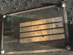Image SCHURCO 15SB25MG  Slurry Pump 988058