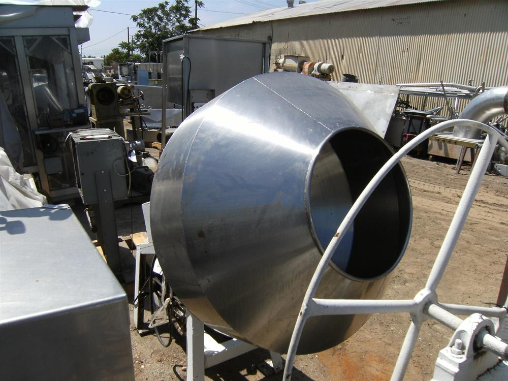 34in Dia  Coating Pan - - 311393 For Sale Used N/A
