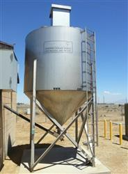 311464 - DIVERSIFIED STORAGE SYSTEMS Silo - 316 Stainless Steel