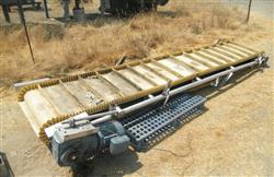311556 - 24in W X 12ft L Cleated Belt Conveyor