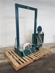 312086 - PIERCE PACKAGING PRODUCTS INC. TPS 4000 Auto-Strapping Machine