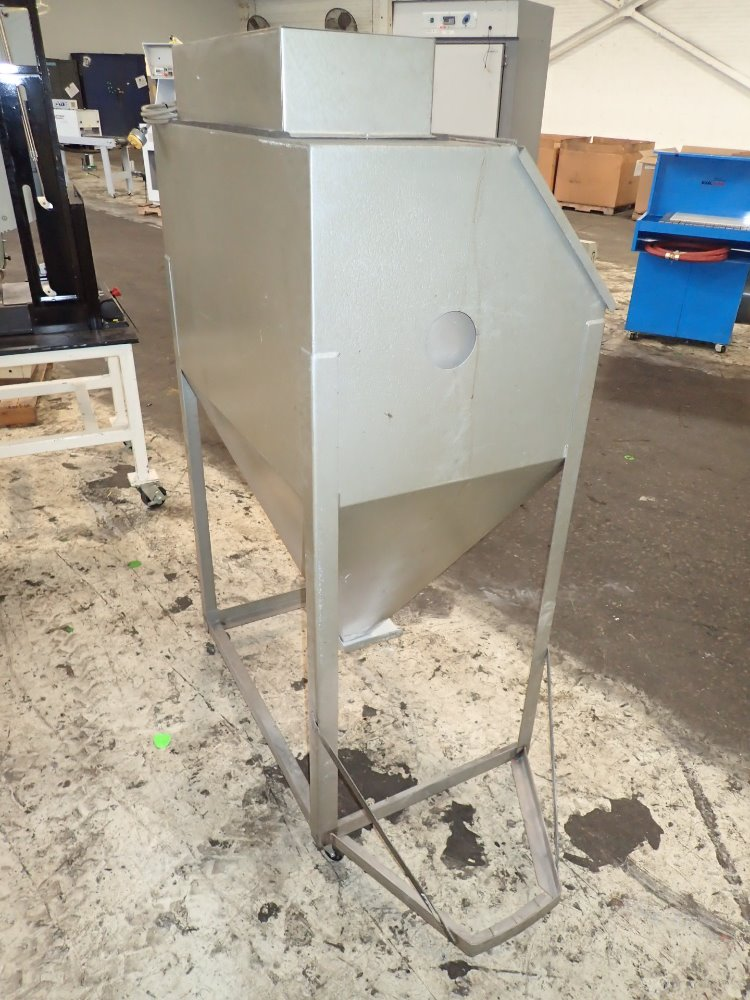 TRINCO 36/BP Blast Cabinet - 312090 For Sale Used